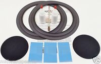 Tannoy Monitor Gold 10 Woofer Foam Speaker Kit W/ Brush, Shims & Dust Caps