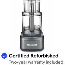 Cuisinart Elemental 11 Cup 550w Food Processor FP-11GM, Gunmetal