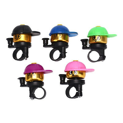 Mountain Bike Electric Bicycle Bell Horn Cycling Baby Carriage Scooter Ring K
