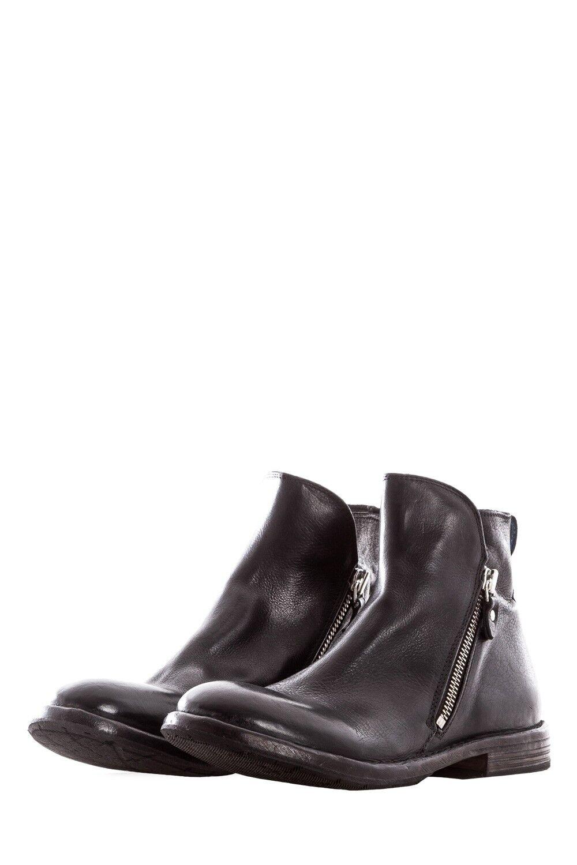MOMA Herren Leder Stiefel CUSNA CUSNA CUSNA schwarz schwarz  419,00   99d310