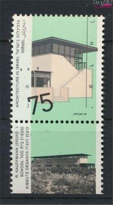 9030163 Weitere Rabatte üBerraschungen Mittlerer Osten Israel 1156y I Mit Tab 2 Phosphorstreifen Postfrisch 1990 Architektur Briefmarken