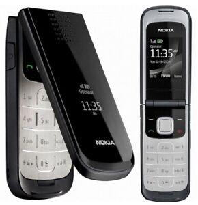Nokia 2720 Fold-Schwarz (entsperrt) Handy