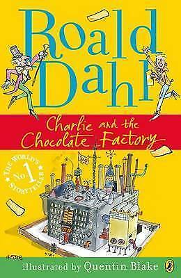 Charlie and the Chocolate Factory, Roald Dahl, Very Good Book