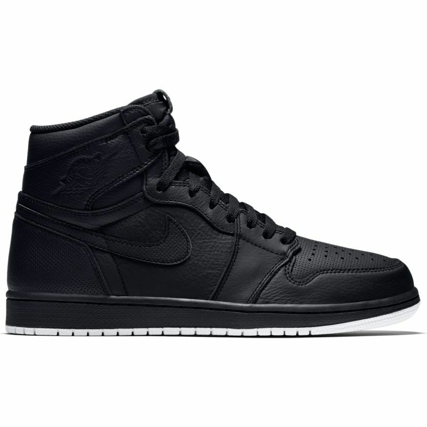 Air Jordan Jordan Jordan 1 Retro High OG 555088-002 nero bianca-nero  nero PERFORATED  5f4e27