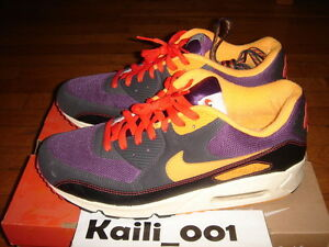 quality design 5363f c7522 Image is loading Nike-Air-Max-039-90-Sz-12-BRS-