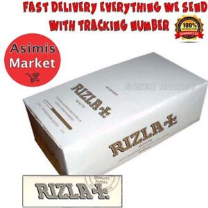 Rizla Green Smoking Rolling Papers 50 Booklets Regular Size 2500 Rolling Papers