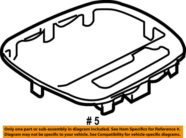 Buy 2004 08 Audi A3 Automatic Transmission Shiftier Cover Plate
