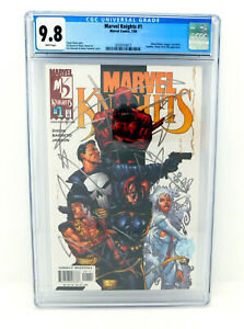 MARVEL-KNIGHT-1-CGC-9-8-Punisher-Chang-Chi-Dagger-Daredevil-Black-Widow