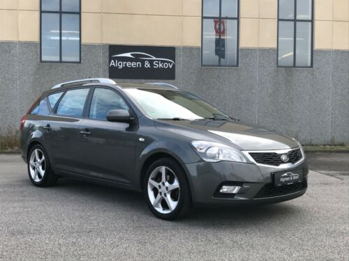 Kia Ceed 1.6 CRDi 115 Exclusive SW