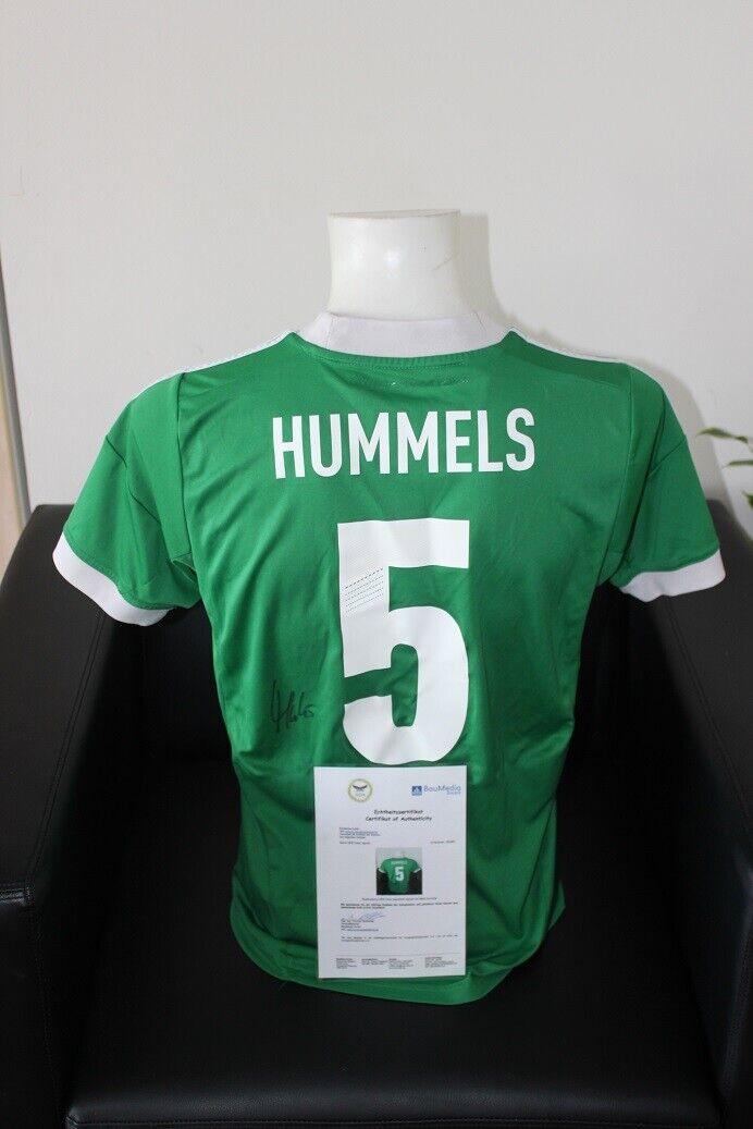 Deutschland Trikot, Mats Hummels signiert, DFB, Bayern München, FCB, 164  | New Listing