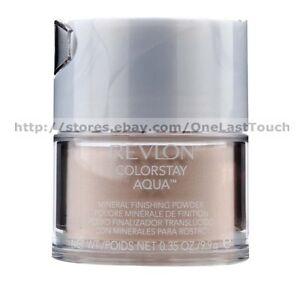 REVLON-Colorstay-Aqua-MINERAL-FINISHING-Loose-Powder-YOU-CHOOSE-Shine-Free