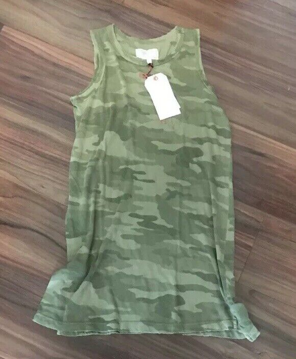 Current Current Current Elliot Cano Tank Dress. Size Small. NWT. Retail-  248 72461b