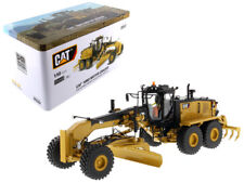 Cat Caterpillar 16m3 Motor Grader With Operator 1/50 by Diecast Masters 85507