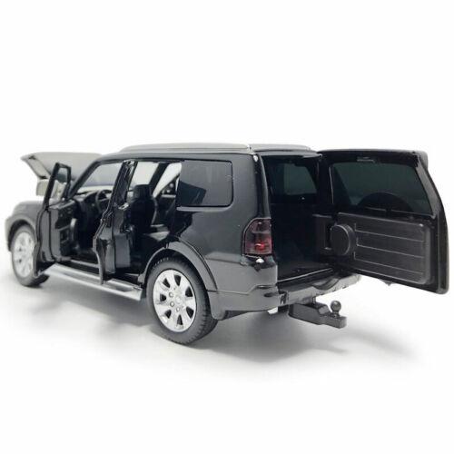 1:32 Mitsubishi Pajero SUV Die Cast Modellauto Auto Spielzeug Model Sammlung