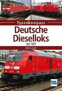 Deutsche Dieselloks - seit 1929 Typenkompass Modelle Geschichte Eisenbahn NEU!