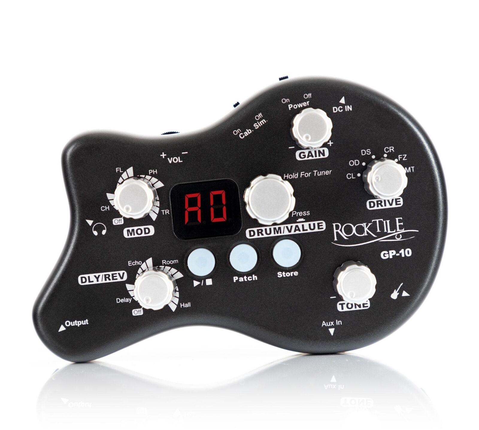 AMPLIFICATEUR ECOUTEUR AMPLI MULTIEFFET GUITARE ELECTRIQUE E-GUITAR PORTABLE AAA
