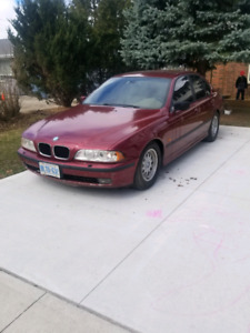 1996 BMW 525TDS e39 imported from Germany Diesel engine