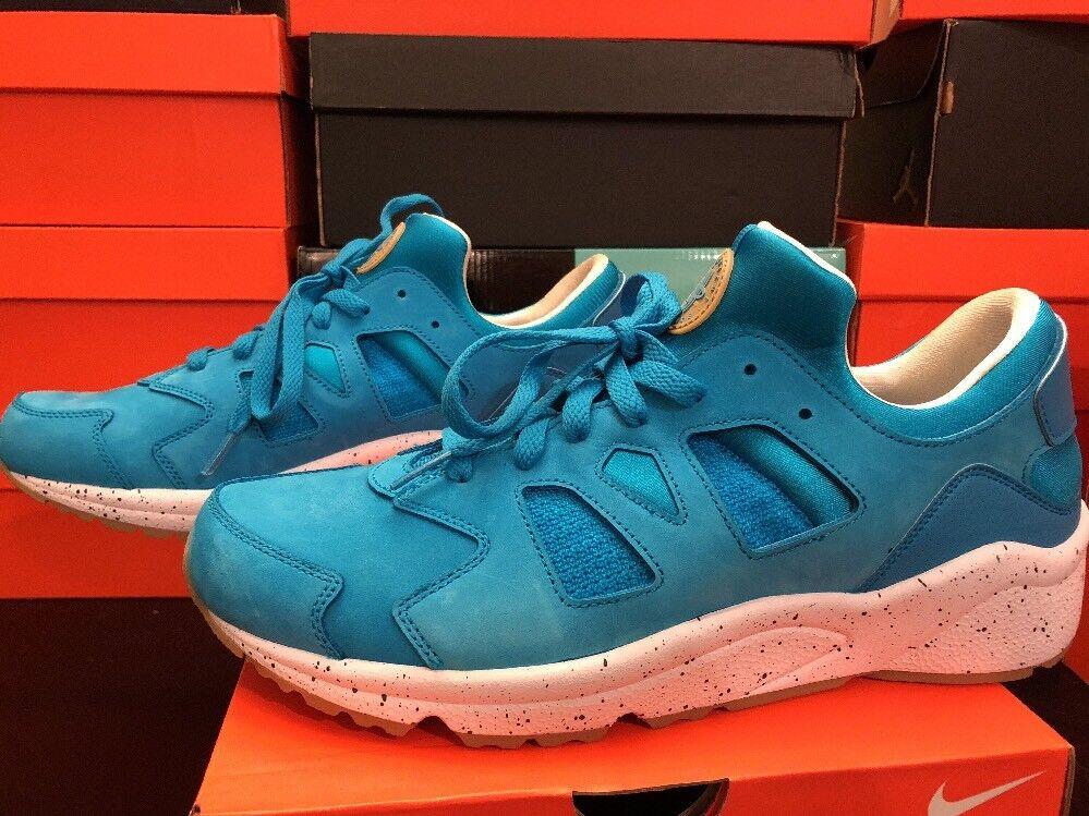Nike Air Huarache International PRM Baby Blue/Speckle/Gum 819482-400 Size 9 Rare