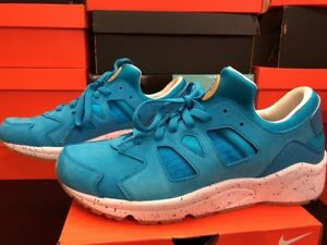 another chance huge inventory hot sales Details about Nike Air Huarache International PRM Baby Blue/Speckle/Gum  819482-400 Size 9 Rare