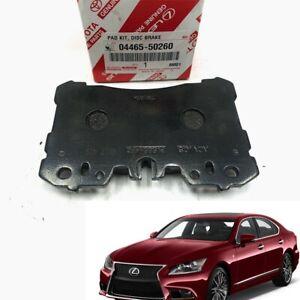 For 2007-2017 Lexus LS460 Brake Pad Set Rear API 67239KG 2013 2008 2009 2010