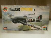 Model- Air Fix Model Kits- 01027 Hawker Typhoon 1b- Skill 1- 1/72 Scale- W52