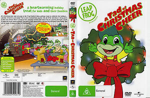 Leapfrog A Tad Of Christmas Cheer.Details About Leap Frog Presents A Tad Of Christmas Cheer 2007 Animated Dvd
