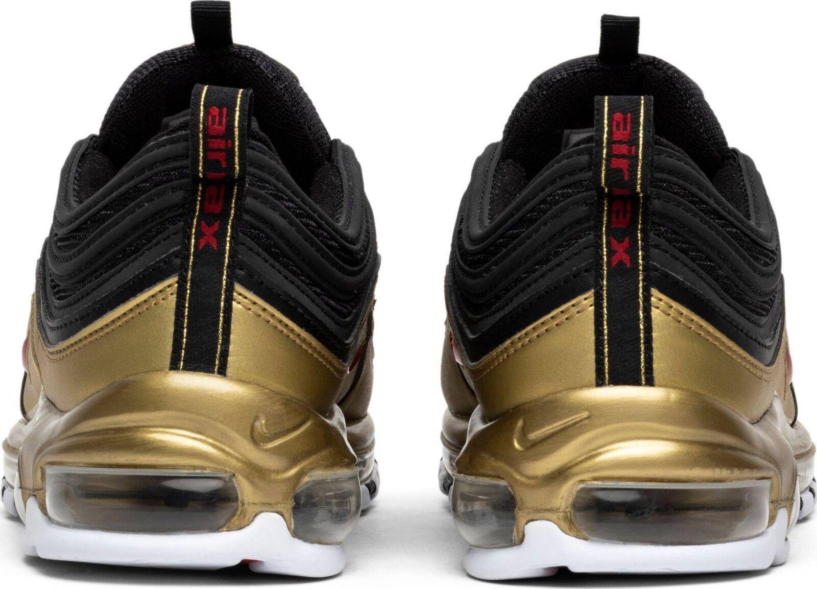 Nike Air Max 97 QS AT5458-002 AT5458-002 AT5458-002 'Metallic Gold' sz 4-13 6a1e9e