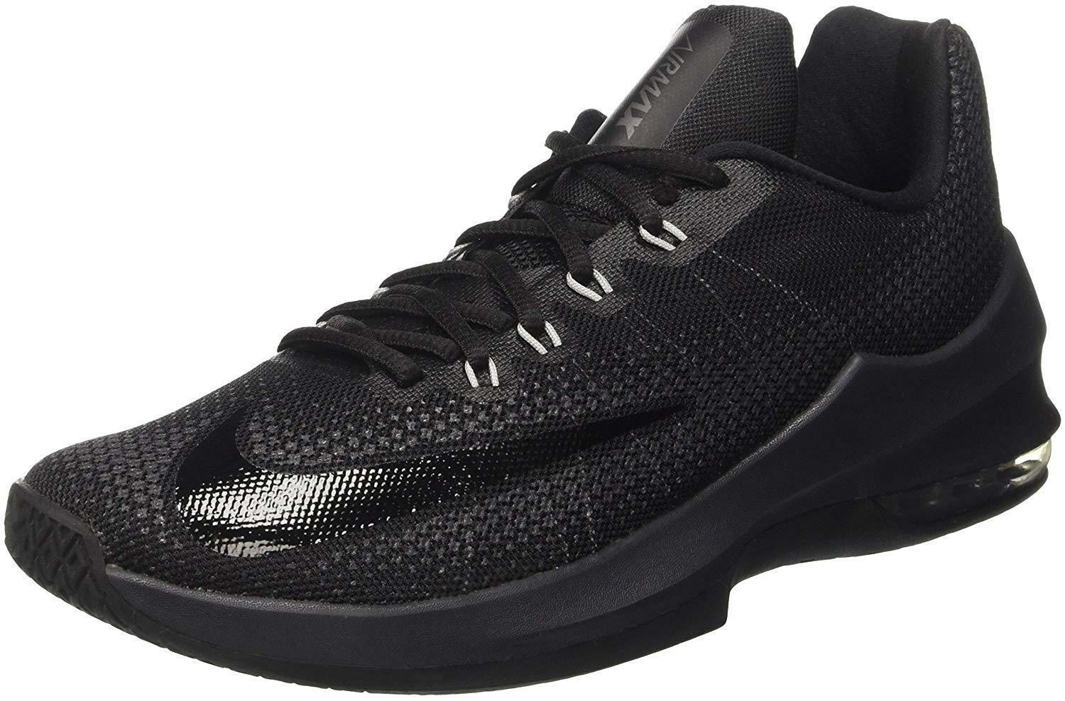 NIKE MENS AIR MAX INFURIATE LOW BASKETBALL SHOES