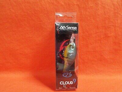6th Sense Cloud 9 C10 Deep Diving Crankbait Bass Hard Bait