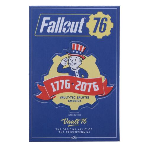 Fallout 76 cordon avec ID titulaire /& charme Nouveau