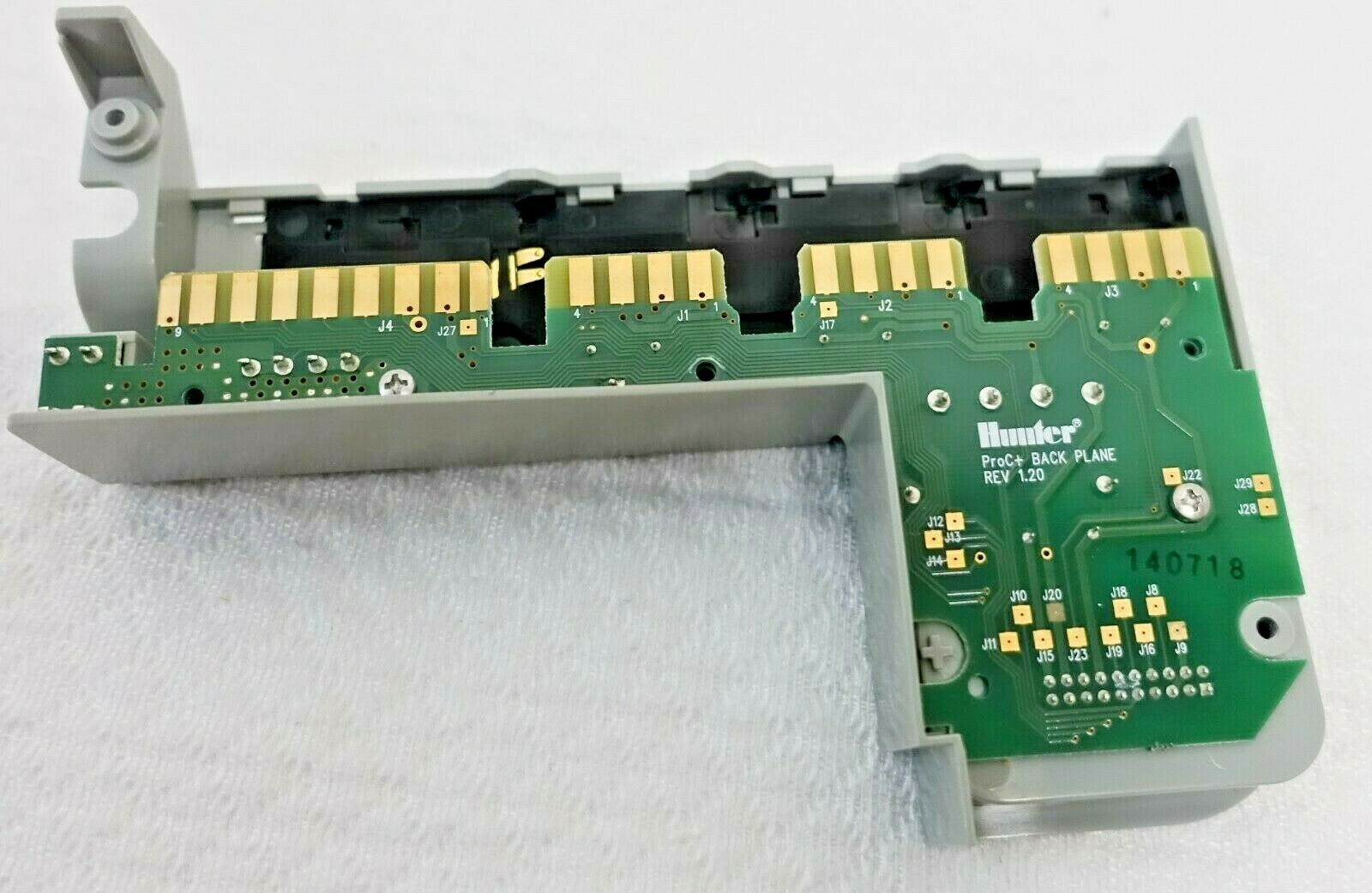 HUNTER PRO-C+ PC-400 Back Plane Circuit Board Assembly with Plastic Shell PCB