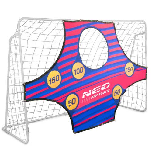 Soccer Score play mat Outdoor Sport Training Net Football Goal Goals Posts