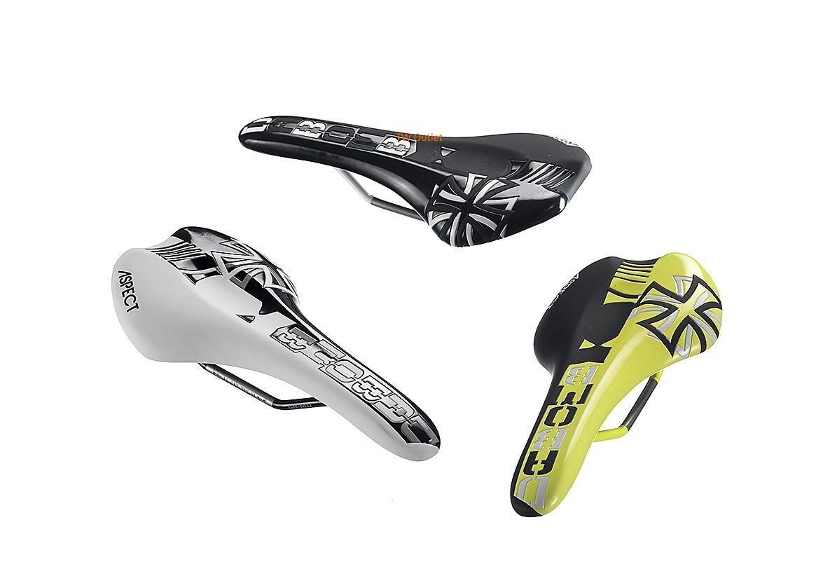 NIB DA BOMB ASPECT XC MTB BMX Dirt Jumper Saddle -3 colors