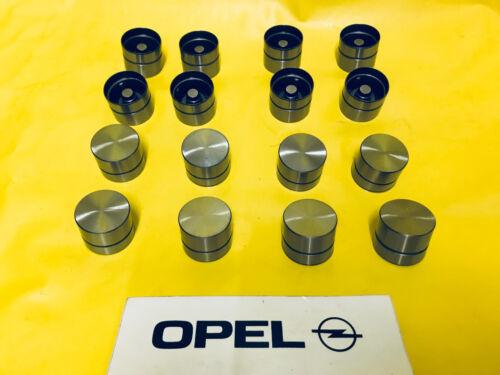Nouveau Set Hydrostößel Vanne suiveur Opel Vectra B 2,0 L avec 136 ch x20xev