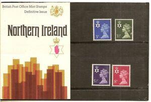 GB-1974-Northern-Ireland-Definitive-Pack-No-61