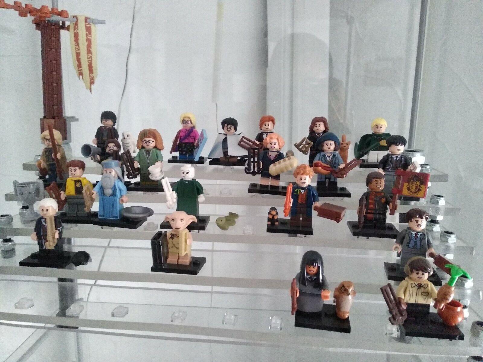 Serie completa Lego Harry Potter Y Animales Fantásticos