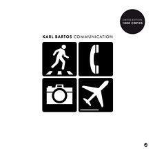 KARL BARTOS - COMMUNICATION (LIMITIERTE FAN EDITION) USB 5 VINYL LP NEU