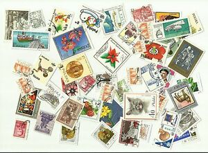 Poland-postage-stamps-x-49-mainly-off-paper-used-Batch-1