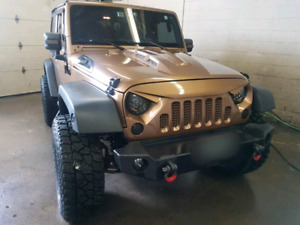 2015 Jeep Wrangler w/ TONS OF MODS