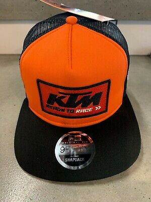 Factory Effex Racing Honda Snapback Trucker Hat Black Red 18-86200 MX CBR