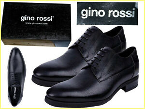 GINO-ROSSI-Zapatos-Hombre-44-EU-10-UK-11-US-Hasta-80-GI01-N3G