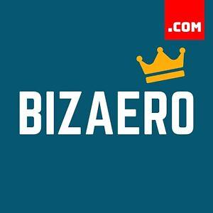 Bizaero-com-1-Word-Domain-Short-Domain-Name-Catchy-Name-COM-Dynadot