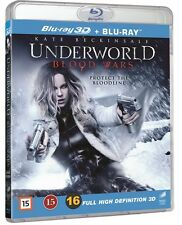 Underworld Blood Wars 3D + 2D Blu Ray