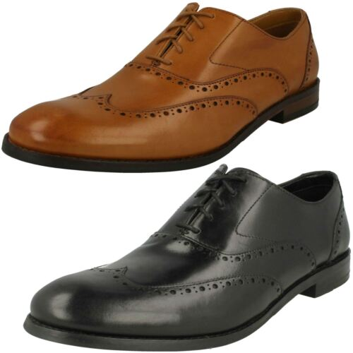 Cordones Con ' Edward Andar Clarks Zapatos Hombre wPqzUz
