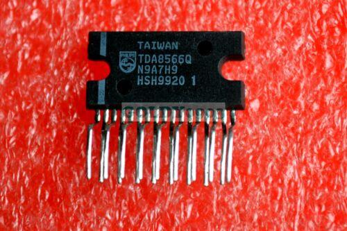 10pcs TDA8566Q Package:ZIP-17,2x40 W//2Ω Stereo BTL Ar Radio