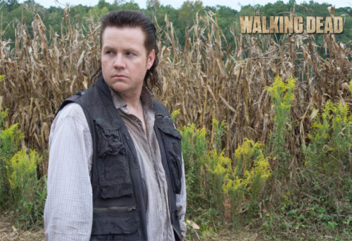 077 8x10//11x17//13x19 EUGENE JOSH MCDERMITT THE WALKING DEAD PHOTO POSTER
