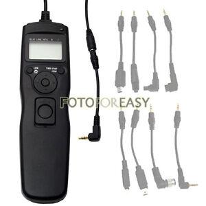 Timer-Remote-Cord-for-Canon-Rebel-XSi-T1i-T2i-T3i-T4i-T5i-T6i-T6s-XT-XTi-T3-T5