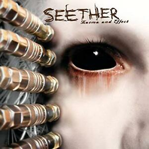 SEETHER-Karma-And-Effect-2005-13-track-CD-album-NEW-SEALED