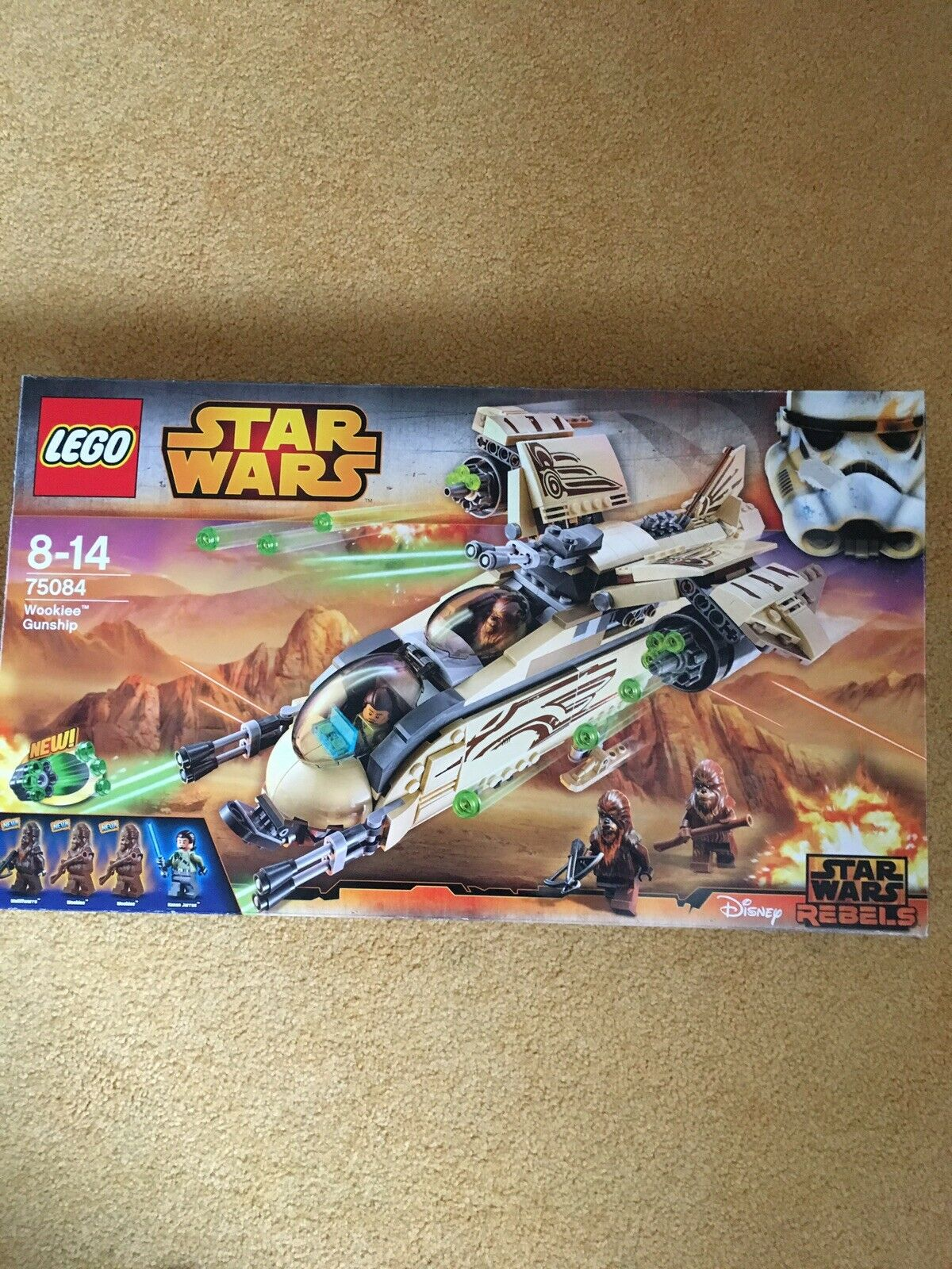 LEGO Star Wars Wookiee Gunship (75084)