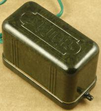 Montrose Major Vintage Air Pump Ac 110240v Bakelite Case Made In England